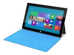 The Microsoft Surface