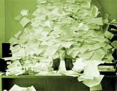 Paperless Office - Not