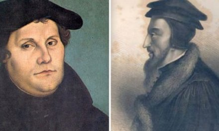 500 Years of Protestantism: Luther and Calvin Destroy Marriage