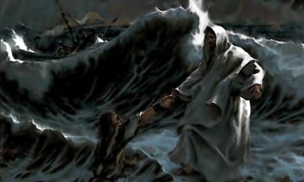 Matthew 14:23-33 – The 'Walking on Water' Narrative
