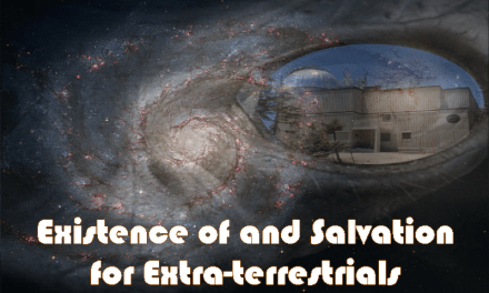 Existence of and Salvation for Extraterrestrials