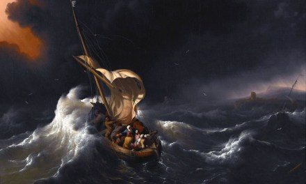 Mark 4:35-41 – The Calming the Storm Miracle