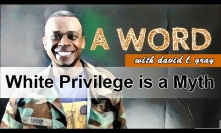 White Privilege is a Myth