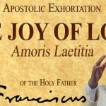 Amoris Laetitia (The Joy of Love): Progressivism 101