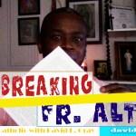 "Father James Altman Experiences ""Buck Breaking"""