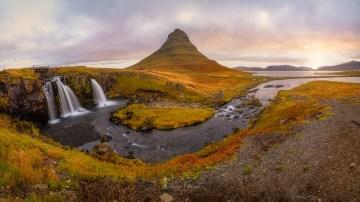 Kirkjufell, Islandia