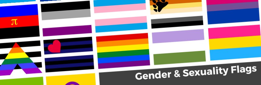Gender and Sexuality Flags