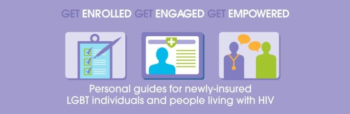 Guides for Newly Insured LGBT Persons and PLWHA