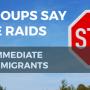 LGBT Groups say Stop the RAIDS