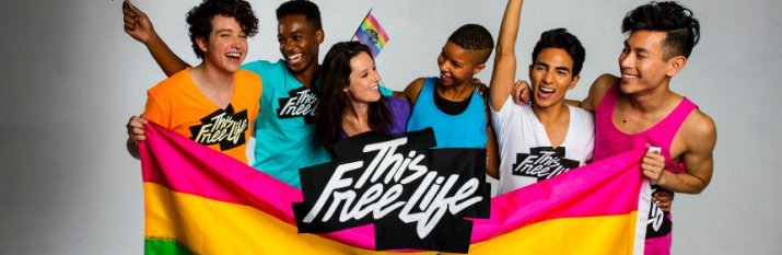 LGBT Youth Tobacco Prevention Campaign - This Free Life