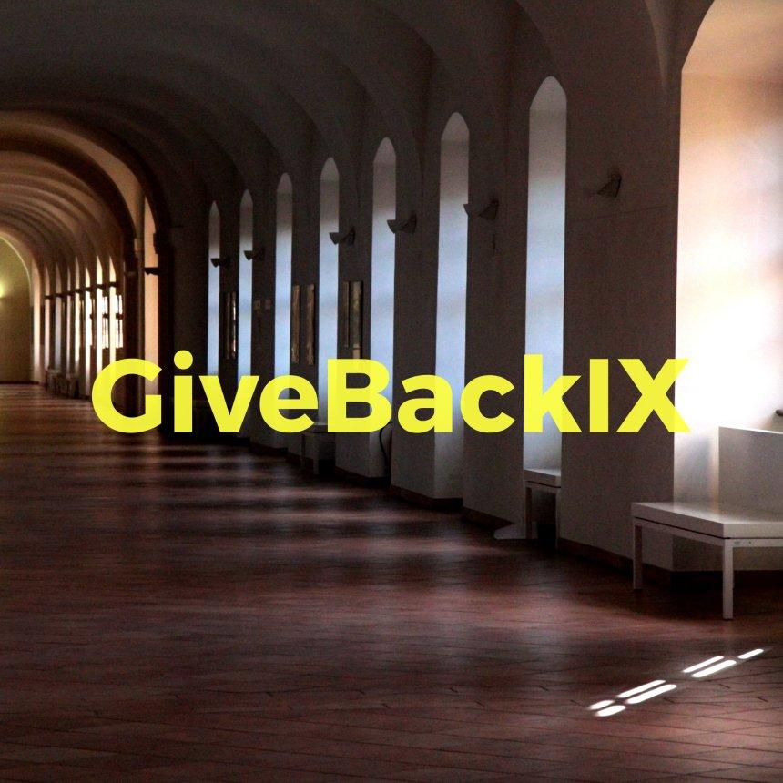 GiveBackIX