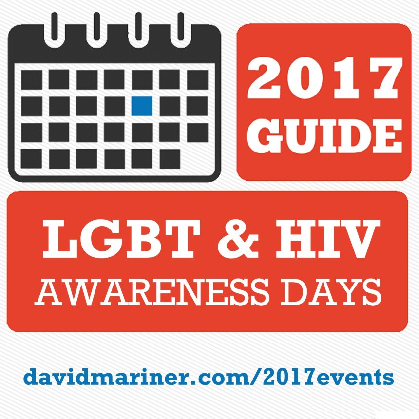 gay, lesbian, bisexual and transngender awareness days