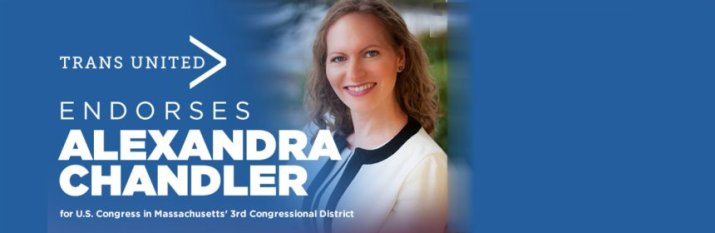 Trans United for Alexandra Chandler