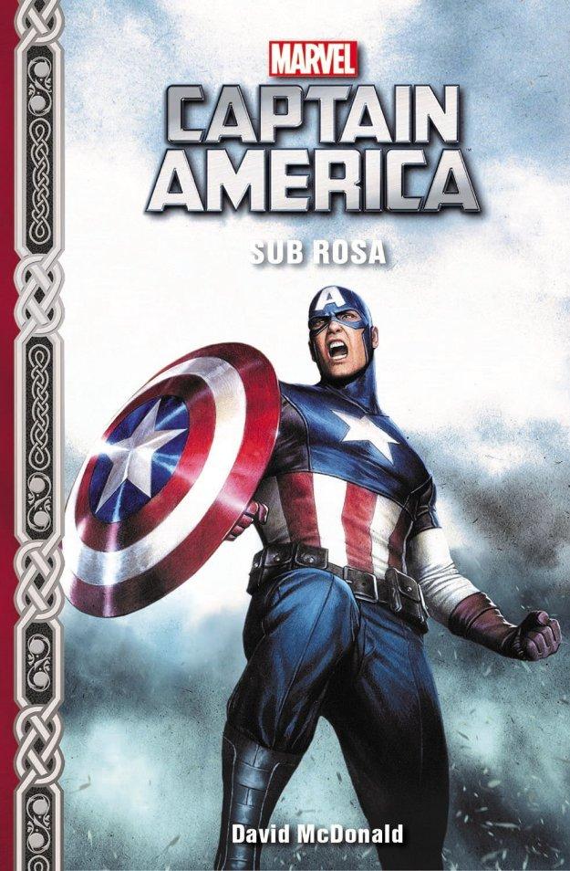 Captain America: Sub Rosa
