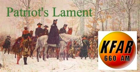 Image result for image of patriot's lament