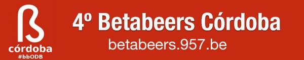 Betabeers Córdoba Vol.4 Febrero 2013 – Resumen de #bbODB