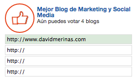 Mejor Blog Marketing Online