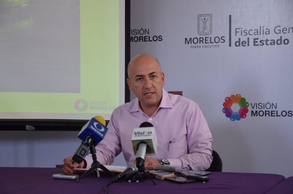 Denuncia Sicilia amenazas de muerte en su contra