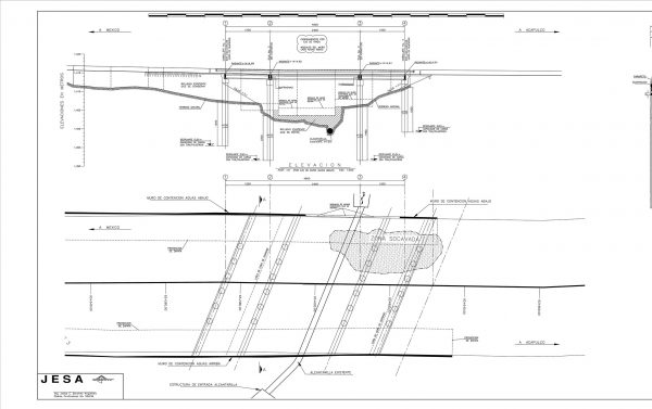 Unilateralmente, SCT anuncia proyecto para sócavón