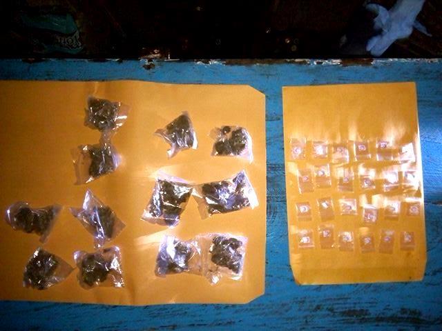 Catean bar en Tlaquiltenango: Aseguran droga y a una mujer