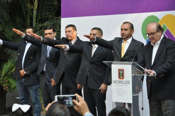 Cambios en el gobierno de Graco Ramírez