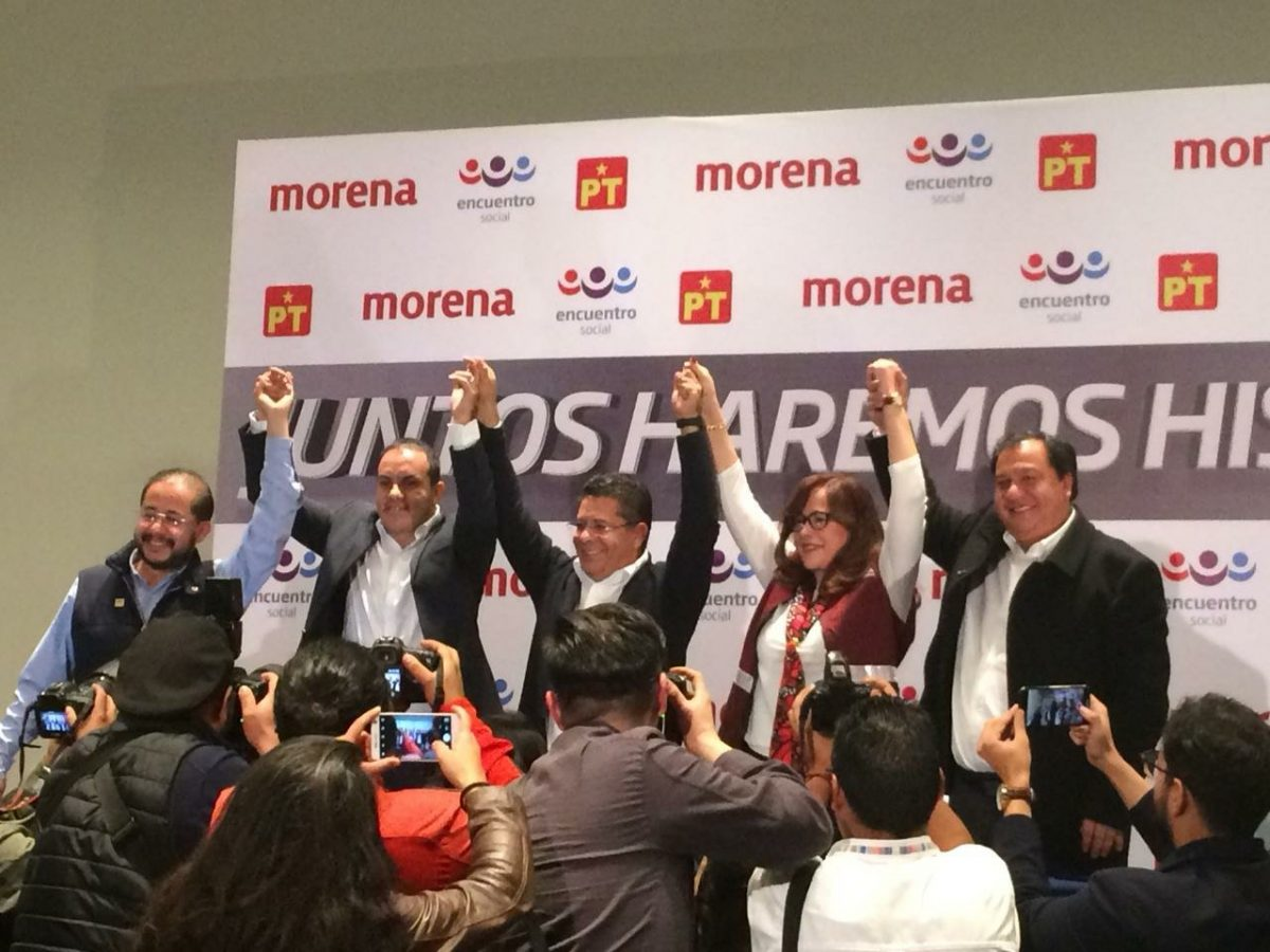 Dicho de AMLO en Veracruz aviva versiones sobre Blanco