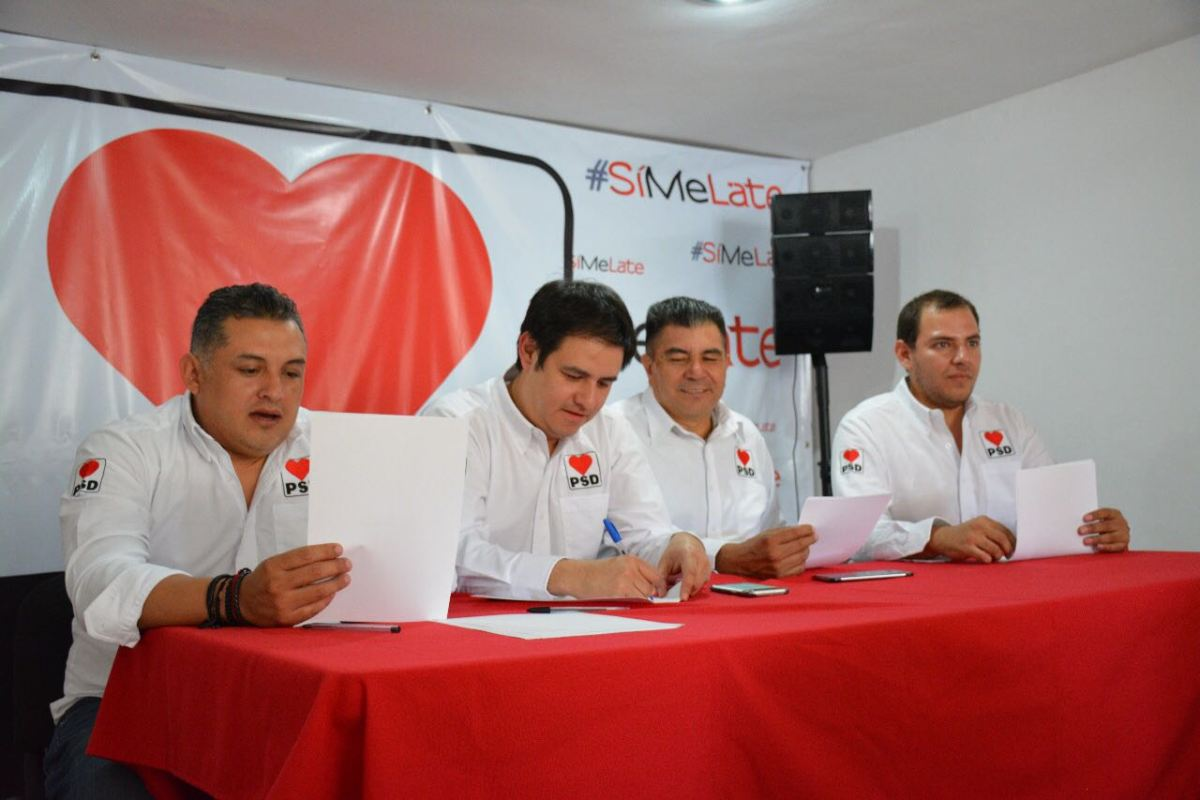 Aprueba PSD candidatura de Gayosso a la gubernatura