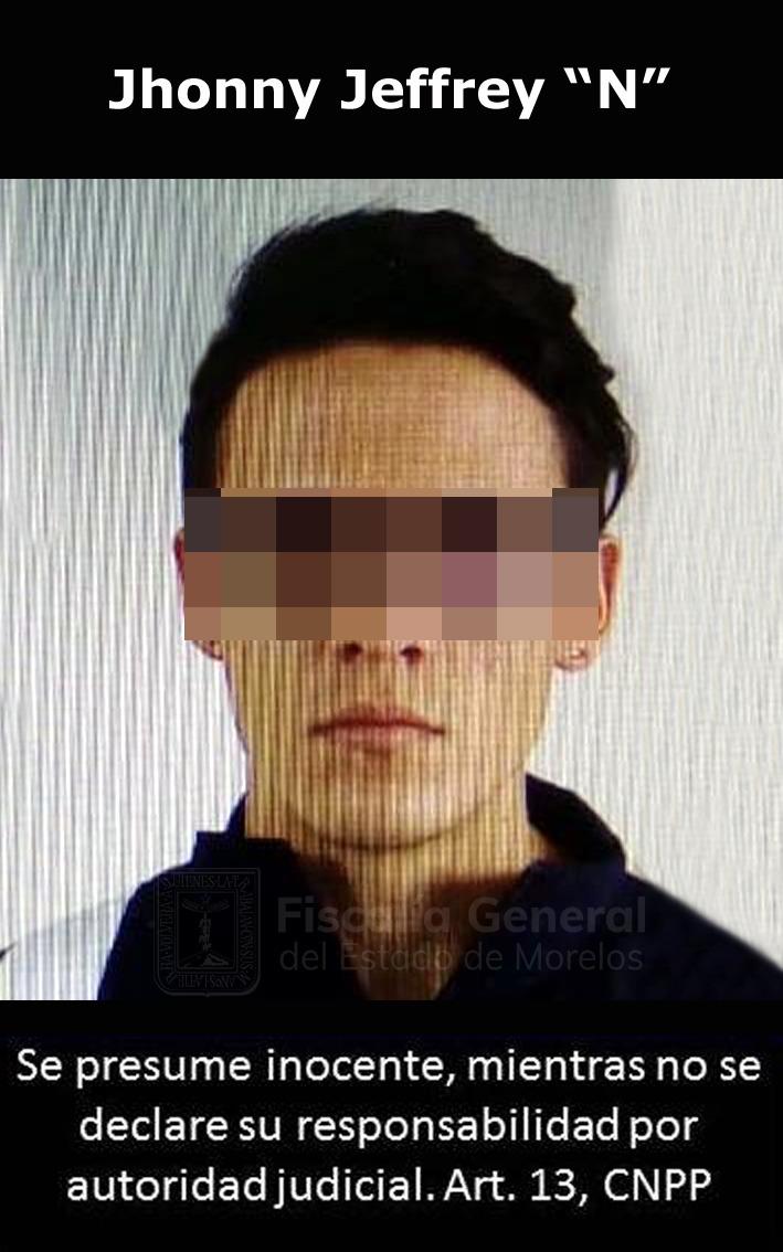 Identifican al asesino de la estudiante de odontología de Morelos