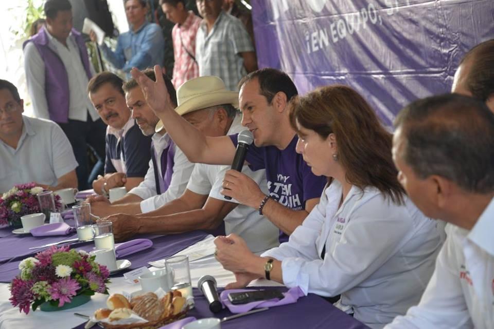 """Cuauhtémoc no apoyará alcaldes que no salgan de """"la coalición"""""""