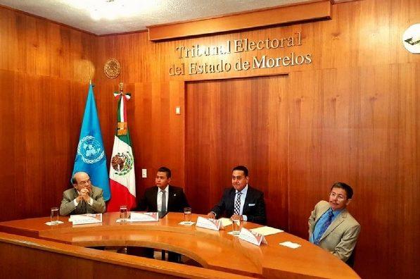 Confirman asignación de mujeres, como pluris en Morelos