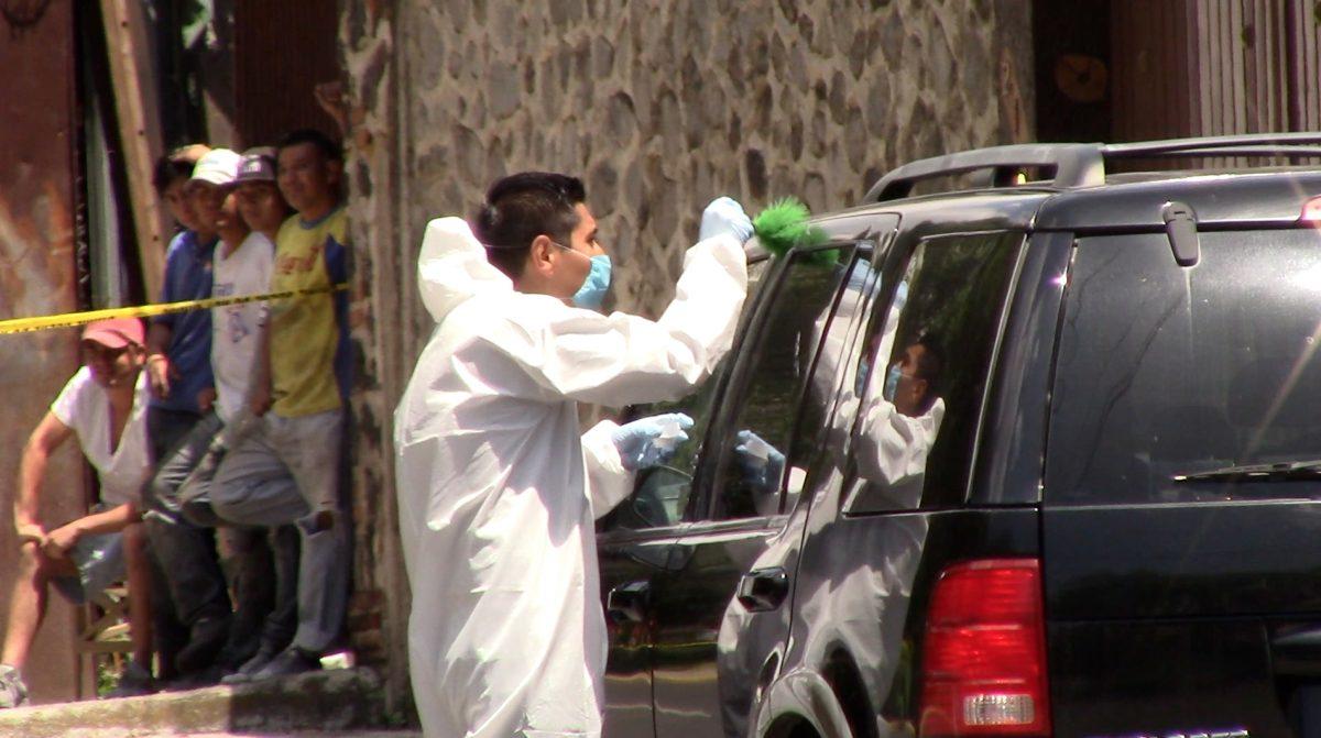 Asesinan a empresario en Cuernavaca