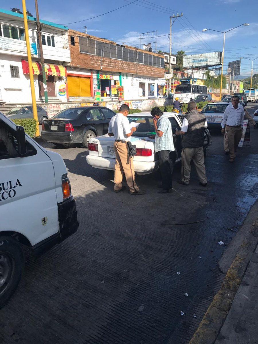 Continúa la SMyT con operativos en Morelos