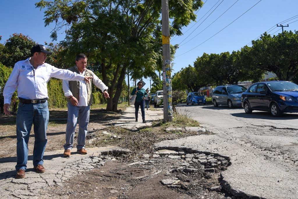 Se iniciara obra de rehabilitación del bulevar Cuauhnáhuac de Jiutepec