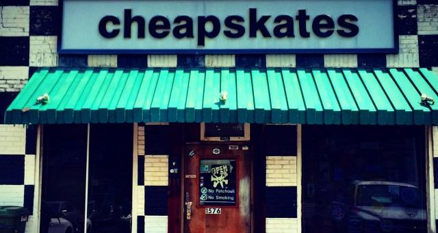 Cheap Skates