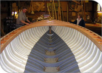 Carvel Boat Building