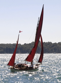 Puffin' – £27,500 | Wooden Boatbuilders