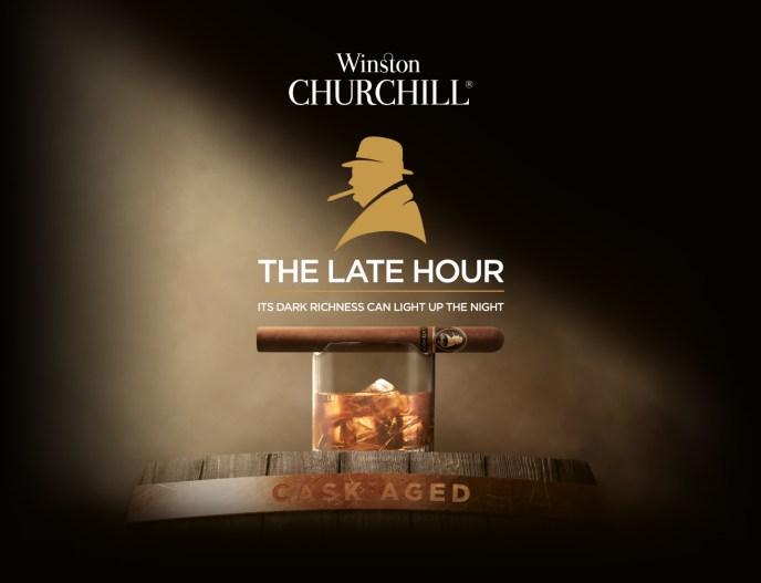 Davidoff Winston Churchill The Late Hour