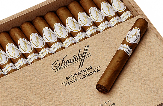 Davidoff Cigars: Signature