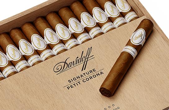 Davidoff Cigars: Signature