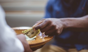 Rethinking how your church collects offering