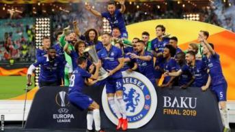 Chealsea Europa Cup 2019