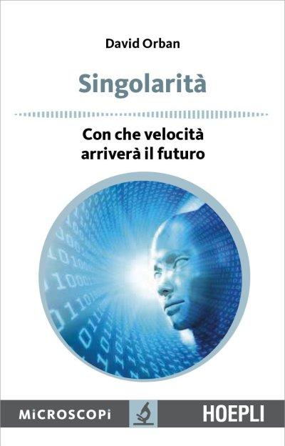 Copertina Libro Singolarità