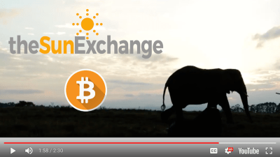 Streaming African solar energy in your Bitcoin wallet worldwide