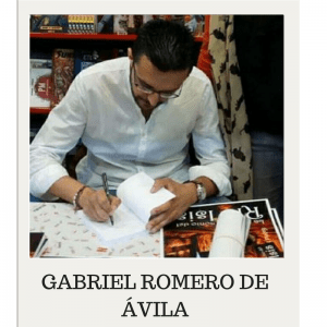 gabriel romero de ávila escritor seudónimo