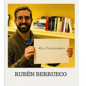 rubén Berrueco escritor seudónimo