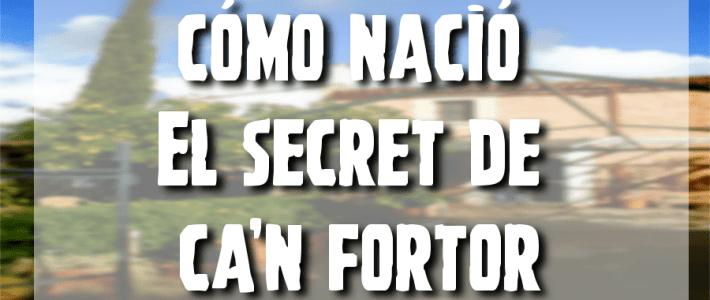 El secret de Ca'n Fortor – Nueva novela