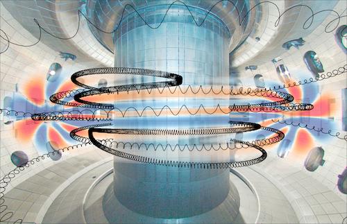 DIII-D chamber eigenmode ion