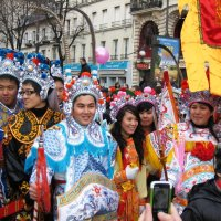 What do the French think of Asian People?