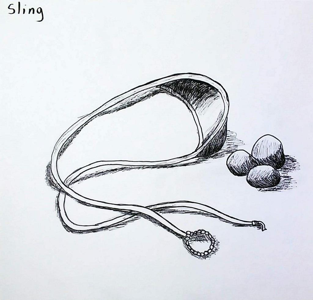 Sling (Inktober 2019 – Nineteen)