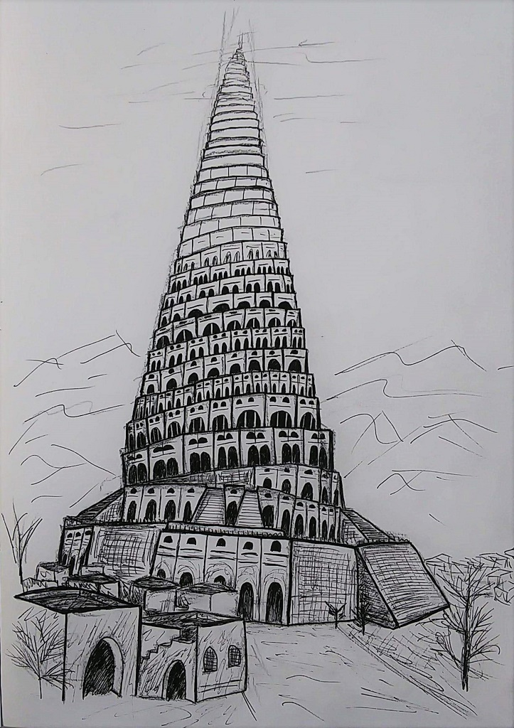 Tower (Inktober 52 – Week 11)